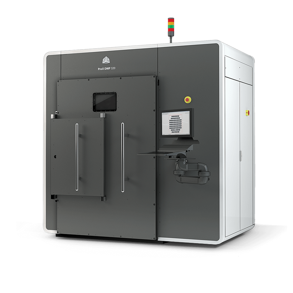 3D Systems ProX DMP 320 3D Printer hero