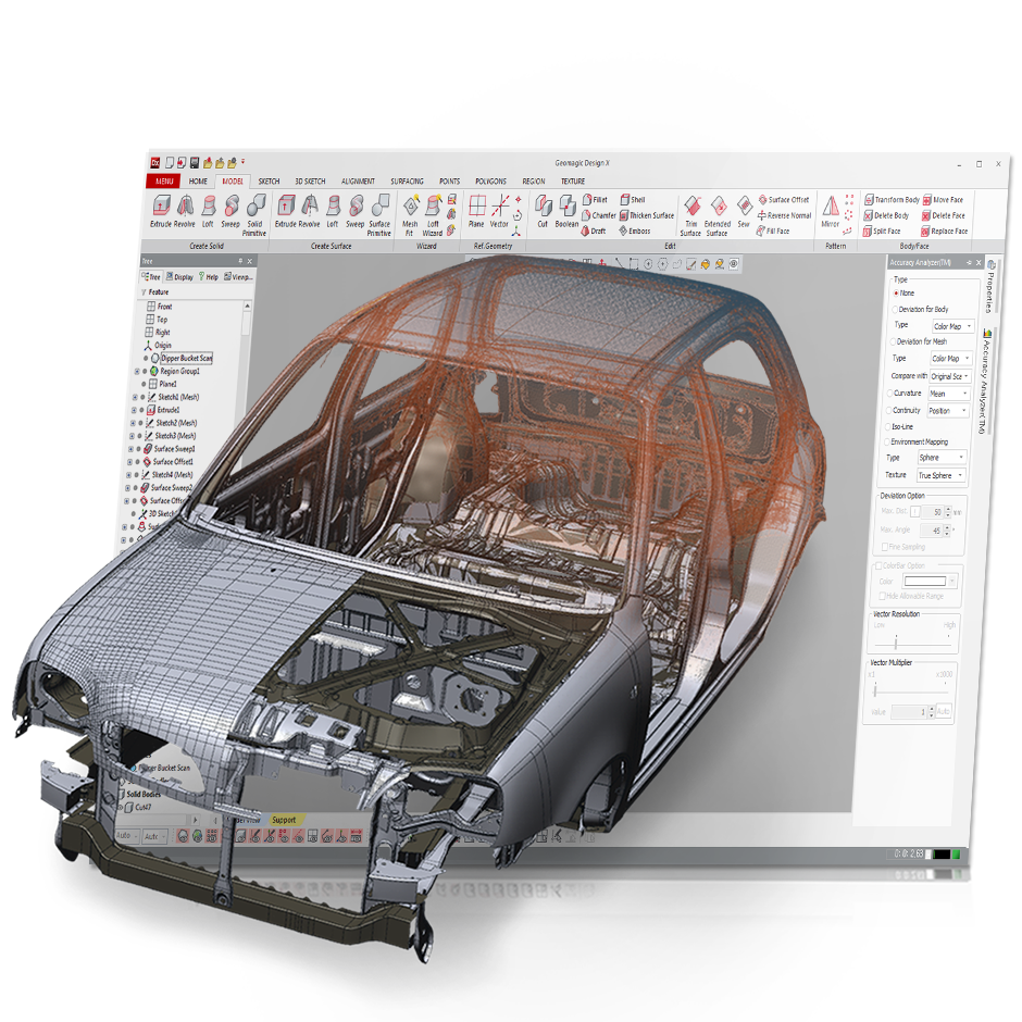 Geomagic Design X 3d Systems