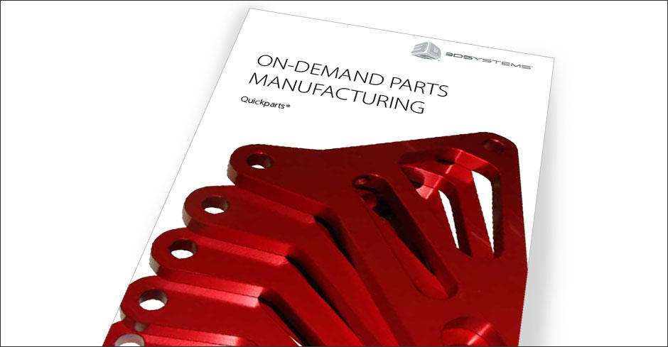 On Demand Manufacturing Brochure tn