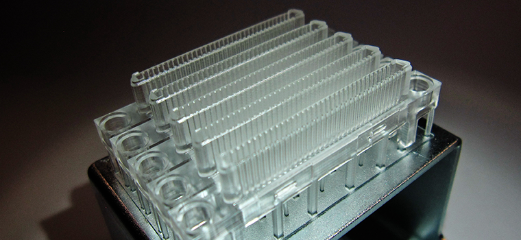 3D Systems ProJet 1200 VisiJet FTX Clear Connectors