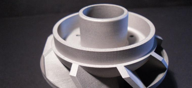 3D Systems Metal Turbine