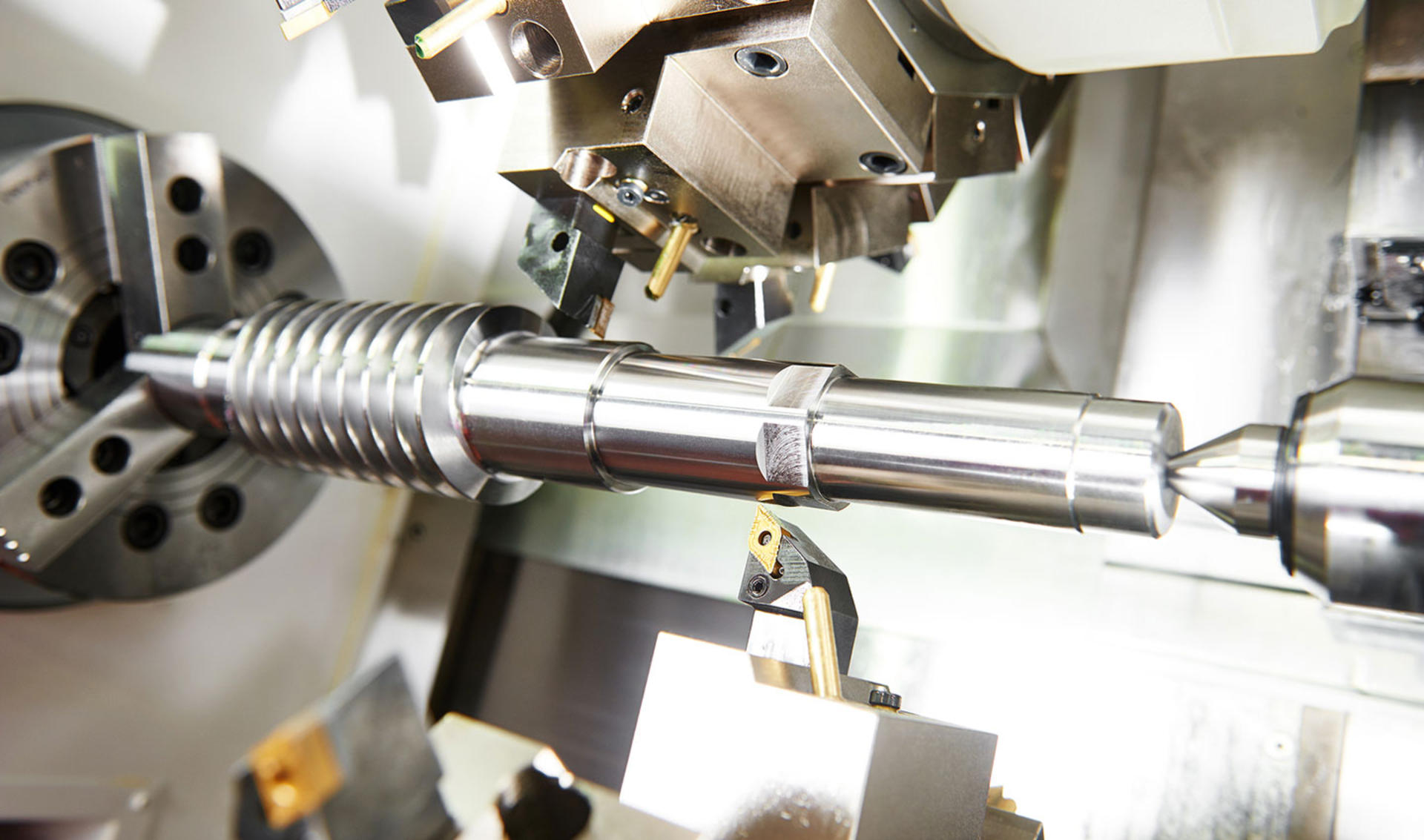 GibbsCAM MTM (Multi-Task Machining)