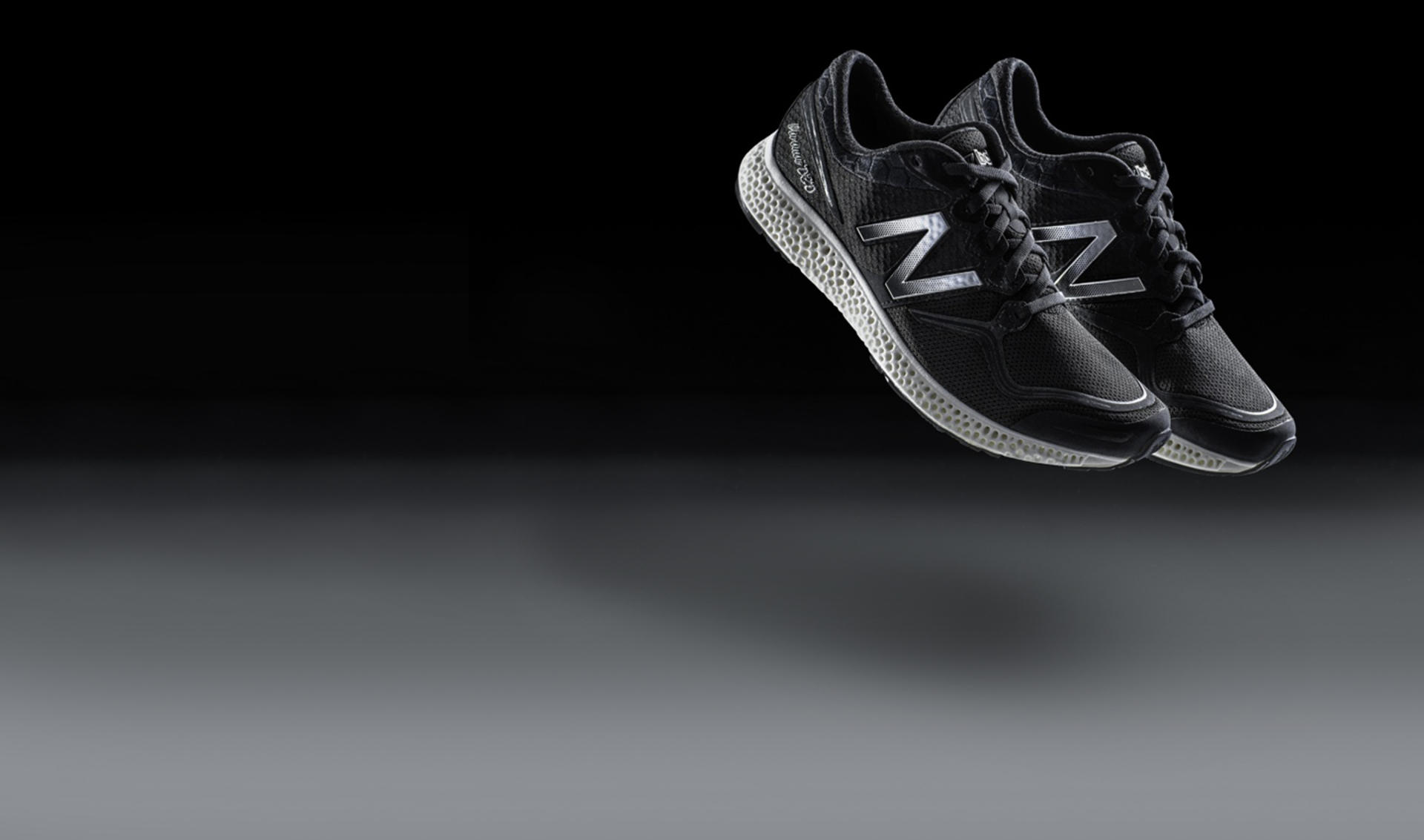 3D Printed Shoes with New Balance
