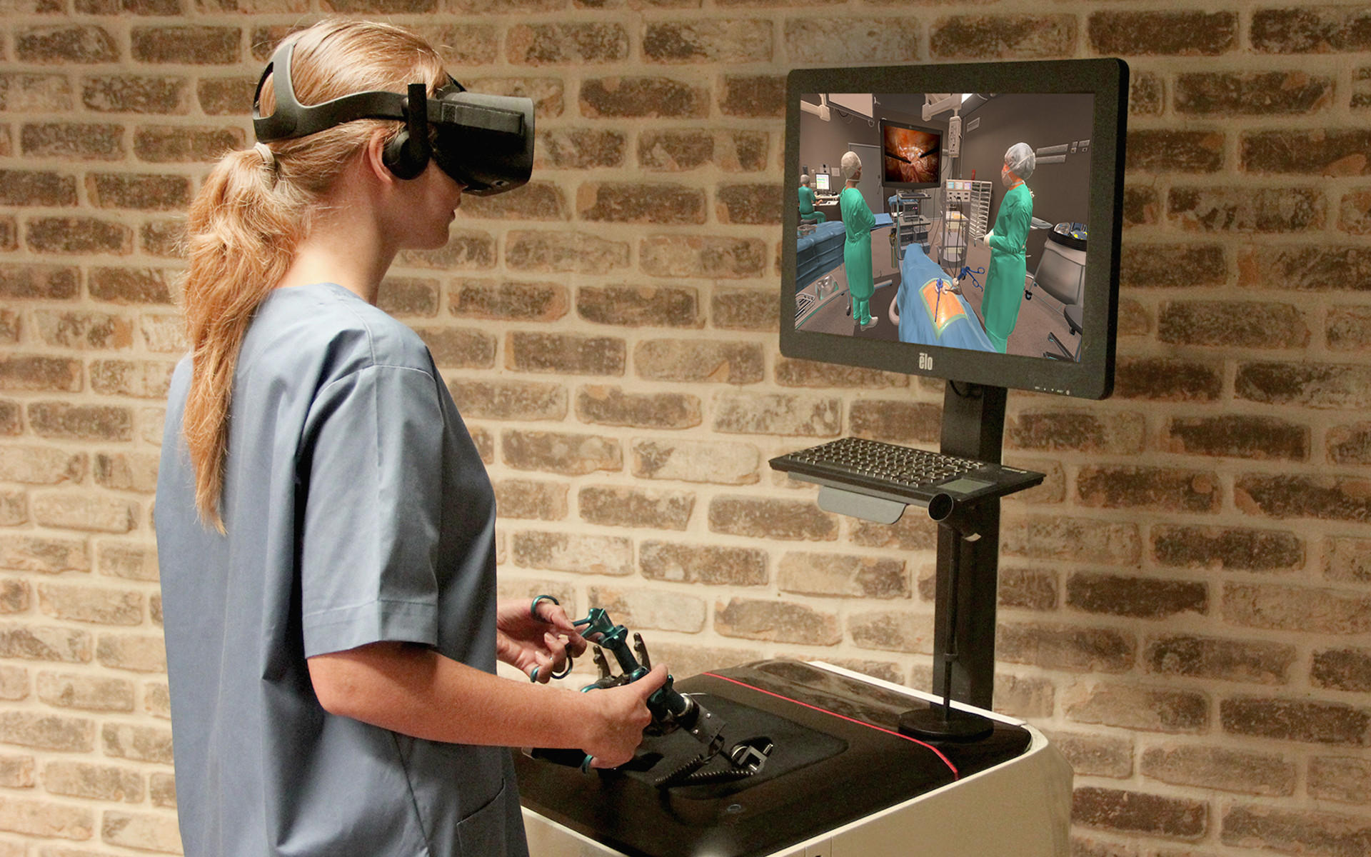 3d Systems Leverages Virtual Reality To Advance Surgical