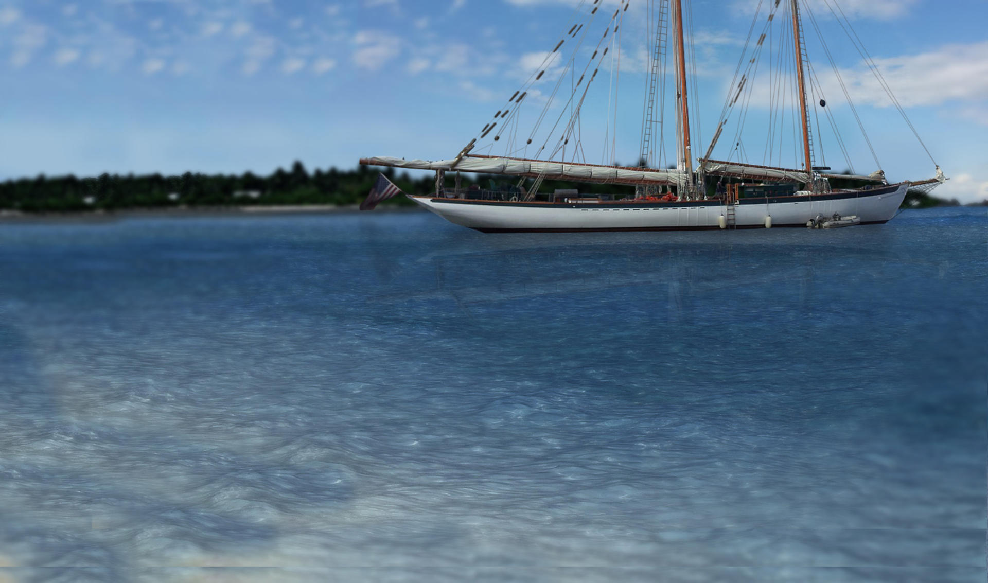 Customer Story Turning Tall Ship 3D Scan Data Into A Cad Model With 3D Systems Geomagic top banner