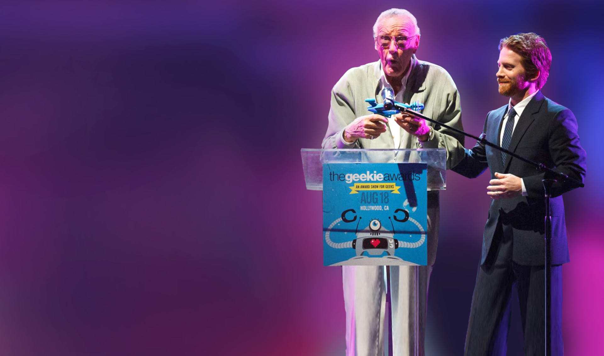 Customer Story Quickparts Trophy Takes Spotlight at Geekie Awards top banner