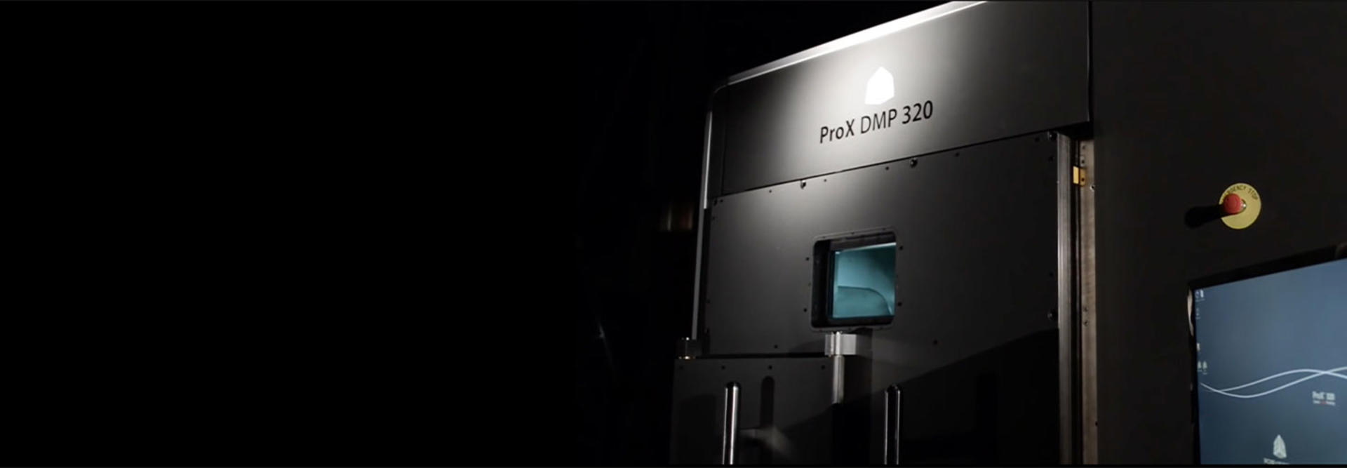 ProX DMP 320, metal 3d printer from 3D Systems