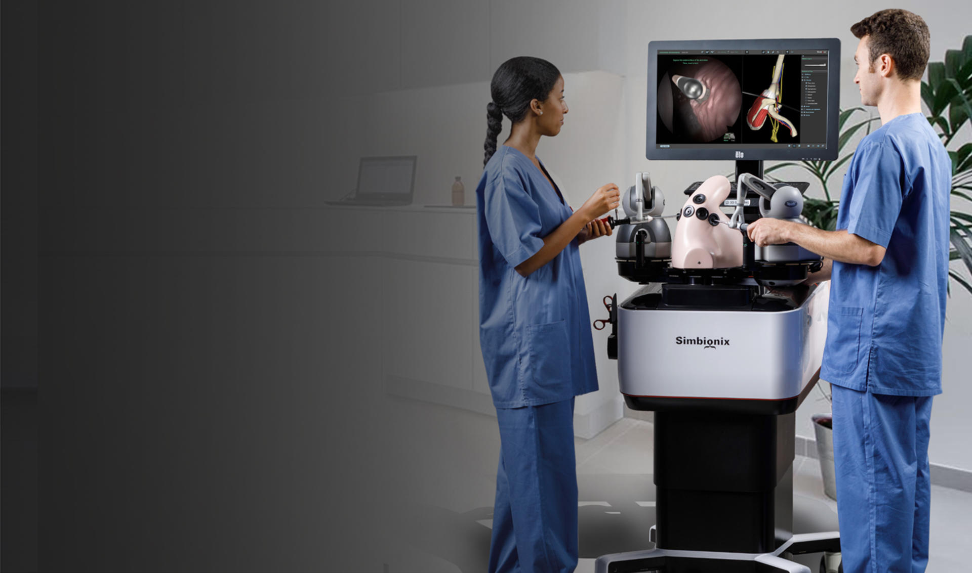 McLaren Flint Healthcare Uses the ARTHRO Mentor Simulator to Assess Residents' Performance Prior to Performing Surgery
