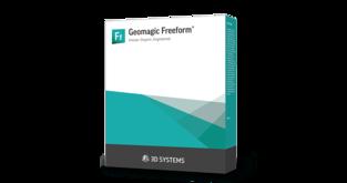 Geomagic Freeform voxel-based modeling software