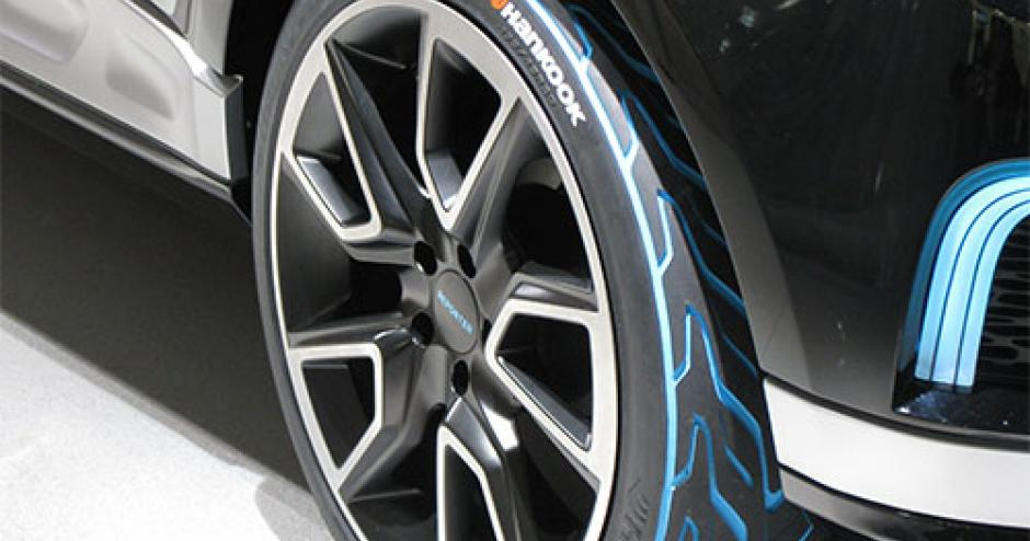 Customer Story 3D Systems' ProJet CJP 3D prints Delivers the Ultimate Solution for Hankook Tire Concept Design tn