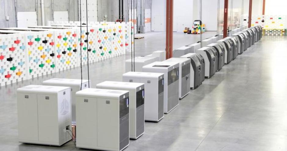 Whiteclouds Expands 3D Printing Facility and Full-Color Fleet