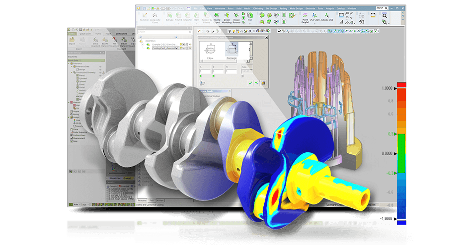 3D Systems engineering and inspection software