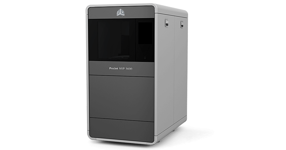 3D Systems ProJet MJP 3600 3D Printer