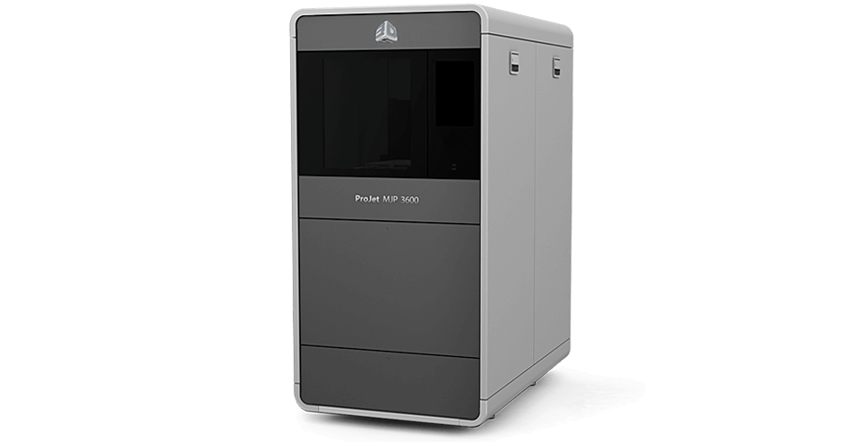 3d systems ProJet MJP 3600W 3d printer