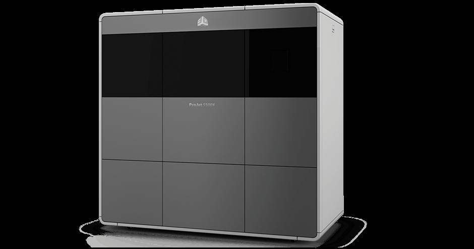 Stampante 3D 3D Systems ProJet MJP 5500X tn