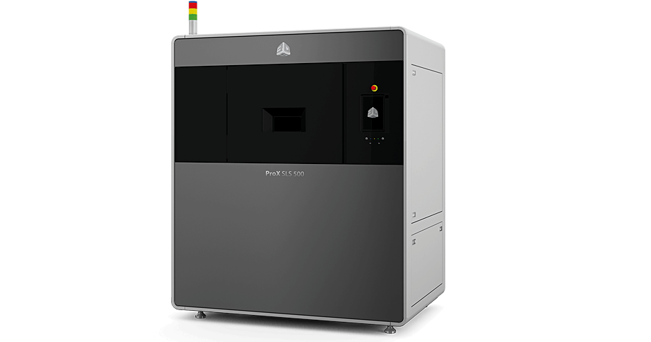 Stampante 3D 3D Systems ProX SLS 500