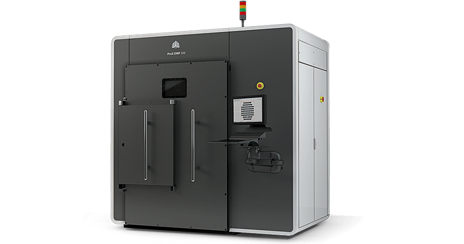 3D Systems ProX DMP 320 Metal 3D Printer