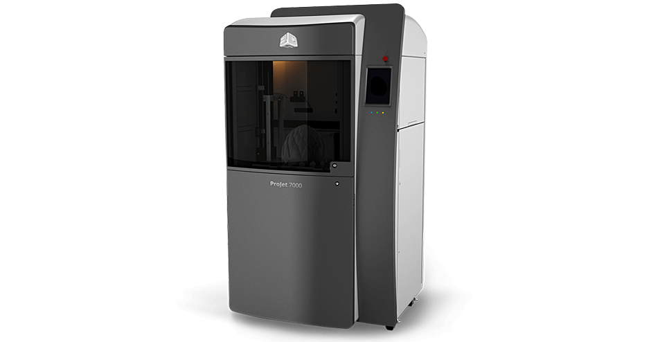 3D Systems ProJet 7000 HD 3D Printer (SLA)