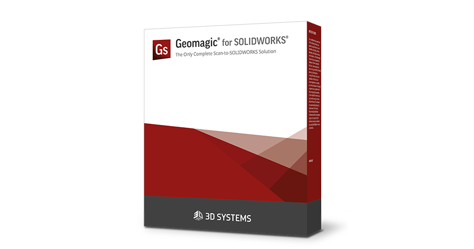 software Geomagic for SOLIDWORKS rendering transparent