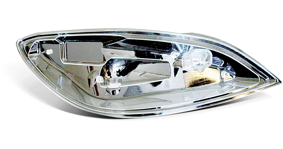 3D Systems SLA Accura Clearview Headlamp