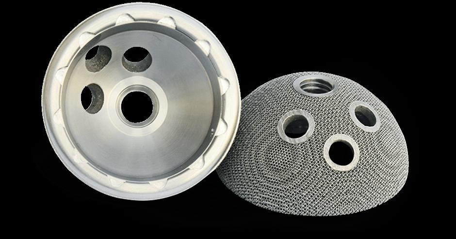 3D Systems DMP Metal LaserForm Ti Gr23 (A) titanium alloy
