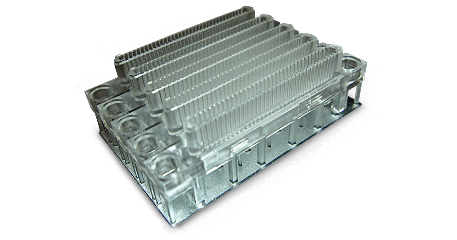 3D Systems VisiJet FTX Clear Connectors