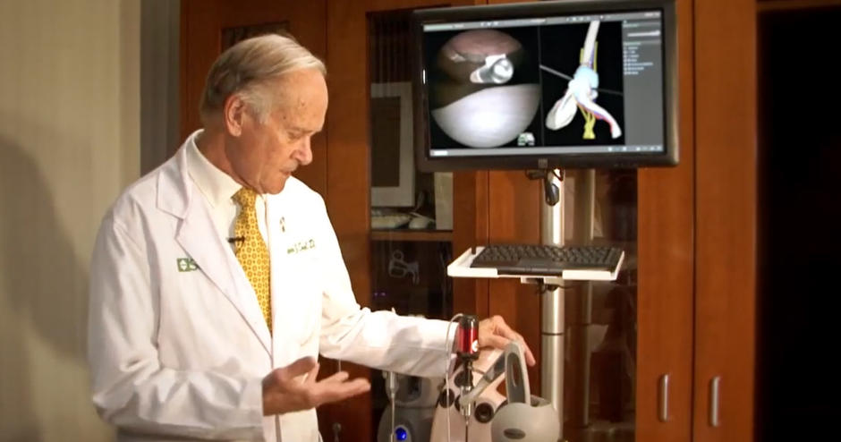 ARTHRO Mentor - Dr. Snyder- The Advantages of VR Simulation in Arthroscopy Training