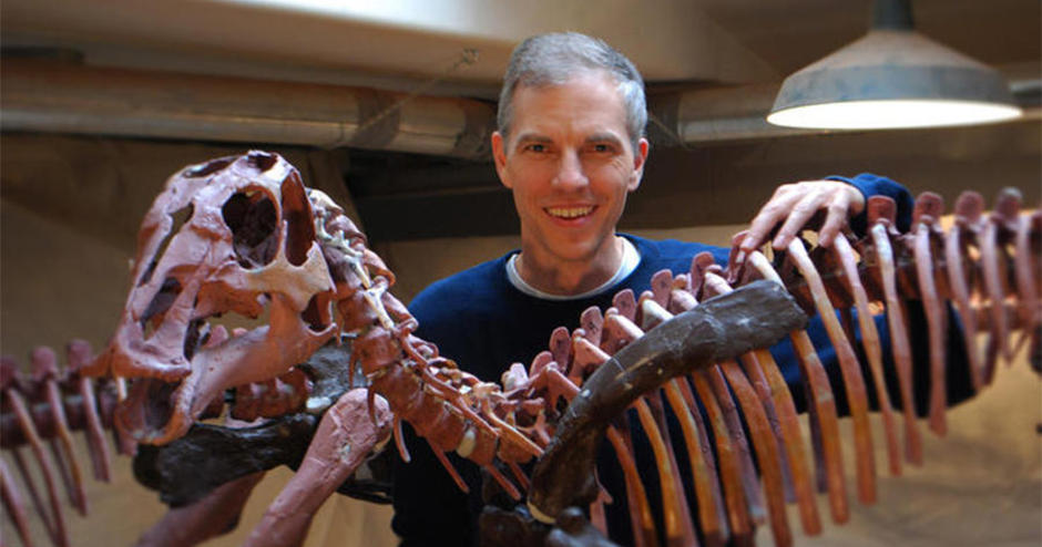 3D Scanning and Printing Provide First Reconstruction of New Dinosaur Species