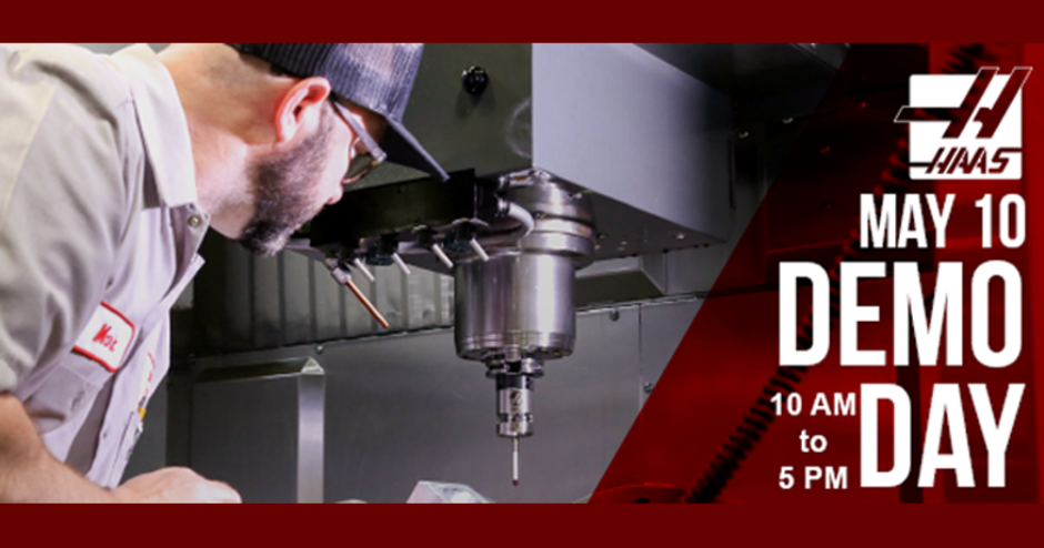 Haas demo days Jeffery's Manufacturing/  Haas Factory Outlet Arkansas