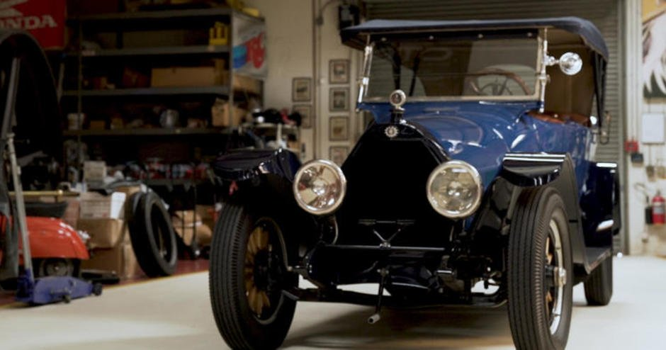 Jay Leno's Garage Replaces Antique Car Part for 1/10th the