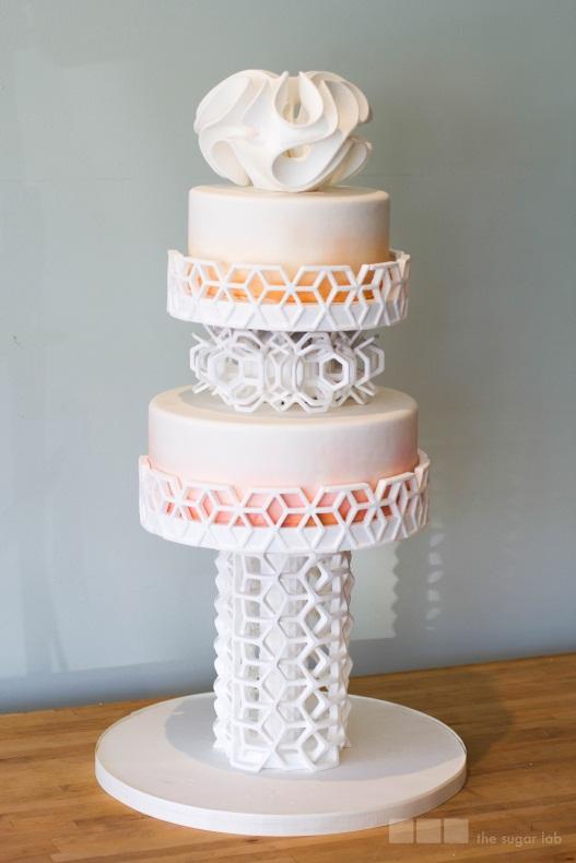 D Printer Decorating Cakes